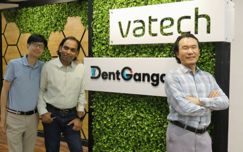 Vatech Launches Dental Supplies Distribution Platform in India