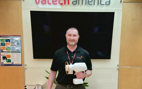 바텍, 치과 최초의 CNT 디지털 엑스레이, 전세계 2만대 판매됐다